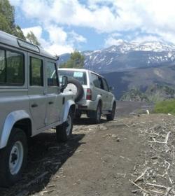 Sicily Offroad  Etna Jeep Tour